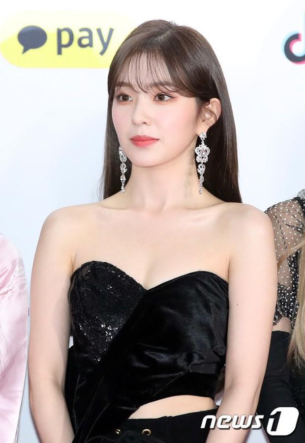 Siêu thảm đỏ SBS Gayo Daejun: Black Pink gây sốc vì vòng 1 nhọn hoắt, Irene táo bạo bên BTS, EXO và quân đoàn idol - Ảnh 11.