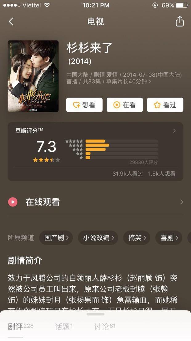 Minh Lan Truyện là dự án được chấm điểm cao nhất sự nghiệp Triệu Lệ Dĩnh nhưng ai cũng cười vì sự thật này - Ảnh 5.
