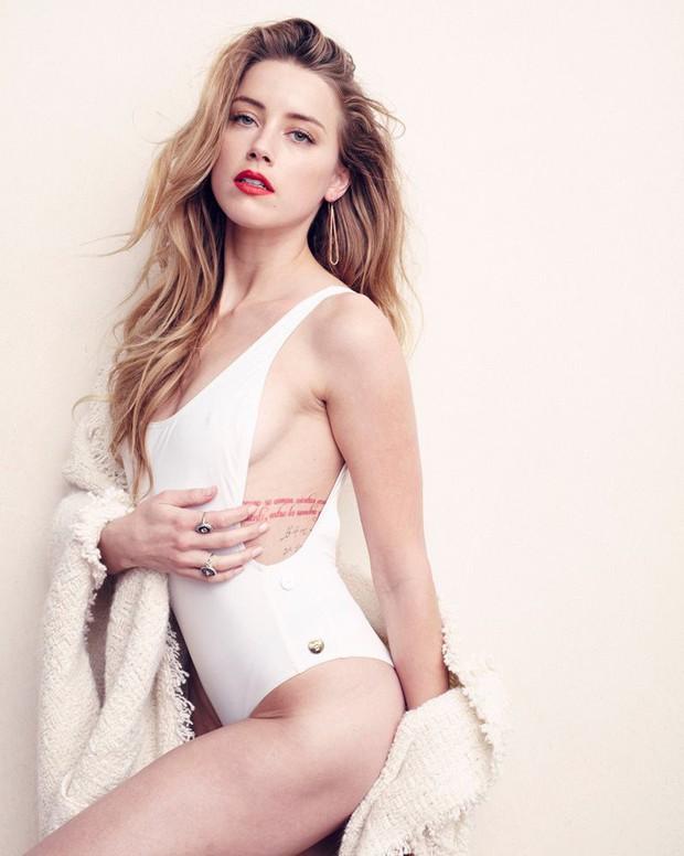 Nữ chính Aquaman Amber Heard: Angelina Jolie thế hệ mới với sắc đẹp tuyệt trần nhưng bị tố giật chồng, chiêu trò - Ảnh 7.