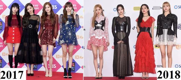 Làm stylist cho Black Pink khó lắm: khéo chọn đồ bình đẳng cho nhóm, nhưng shock nhất là màn cắt váy của thành viên này - Ảnh 10.