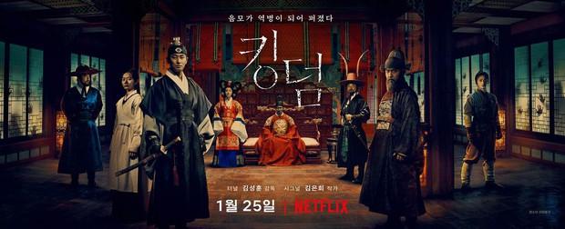 """Sau năm 2018 ảm đạm, màn ảnh nóng hơn bao giờ với 5 phim cổ trang Hàn Quốc """"xịn"""" đổ bộ trong 2019 - Ảnh 4."""
