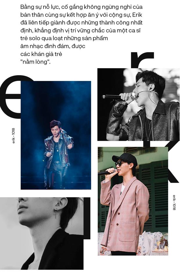 """ERIK - """"Chàng hoàng tử"""" ballad mới của Vpop trong năm 2018 - Ảnh 1."""