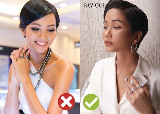Tạo kỳ tích tại Miss Universe với da nâu tóc tém, nhưng HHen Niê nhiều lần dìm nhan sắc bằng kiểu tóc xấu khó cưỡng - Ảnh 5.