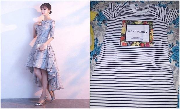 Cô gái không thể nhận ra chiếc váy mình đã order, chủ shop online vẫn khăng khăng: Giống thế còn gì nữa trời! - Ảnh 1.