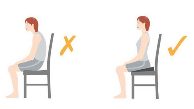 Thường xuyên bị đau lưng có thể khắc phục ngay bằng một số phương pháp sau - Ảnh 3.