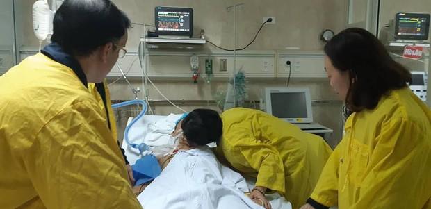 Sau khi tự nguyện hiến tạng cứu 5 người, người đàn ông Ninh Bình tiếp tục cứu thêm bệnh nhân thứ 6 - Ảnh 1.