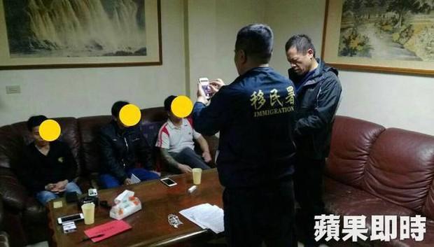 14 du khách Việt Nam đã bị bắt giữ tại Đài Loan, trong đó có 4 phụ nữ tự đến trình diện vì quá sợ hãi - Ảnh 7.