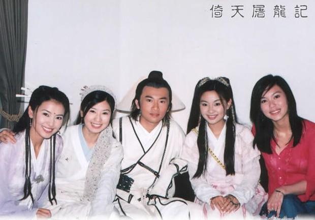Sau 15 năm, cặp đôi Trương Vô Kỵ Tô Hữu Bằng và Triệu Mẫn Giả Tịnh Văn vẫn sở hữu vẻ đẹp không tuổi - Ảnh 1.