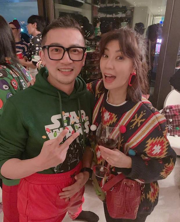 Sau 15 năm, cặp đôi Trương Vô Kỵ Tô Hữu Bằng và Triệu Mẫn Giả Tịnh Văn vẫn sở hữu vẻ đẹp không tuổi - Ảnh 5.