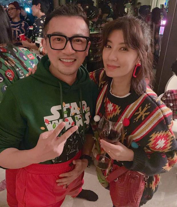 Sau 15 năm, cặp đôi Trương Vô Kỵ Tô Hữu Bằng và Triệu Mẫn Giả Tịnh Văn vẫn sở hữu vẻ đẹp không tuổi - Ảnh 6.