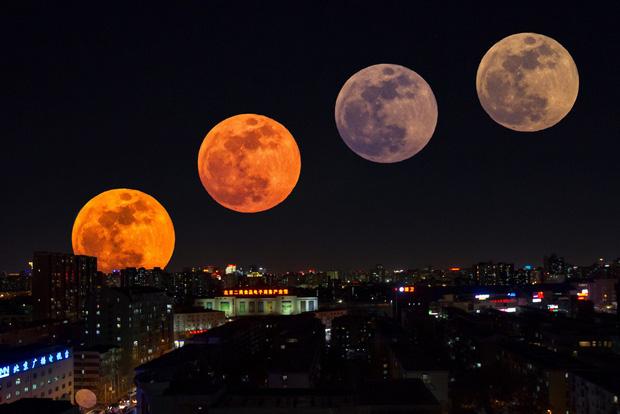 Sẽ có một Siêu trăng máu xuất hiện ngay tháng 1/2019 sắp tới, chỉ tiếc là... - Ảnh 1.