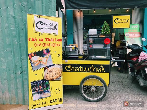 Một bước sang Thái với món chả cá Chatuchak lạ vị ngay ở Sài Gòn! - Ảnh 2.
