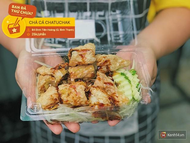 Một bước sang Thái với món chả cá Chatuchak lạ vị ngay ở Sài Gòn! - Ảnh 5.
