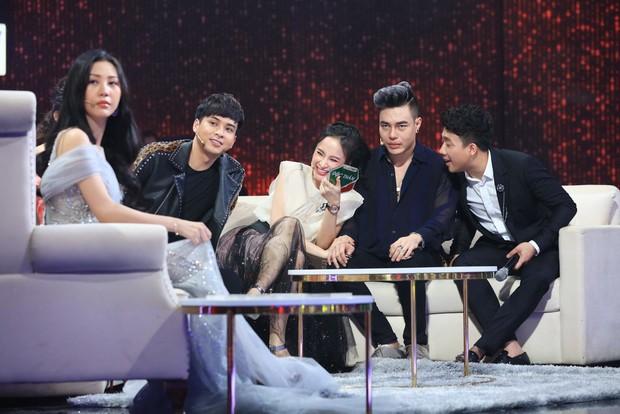 Hot girl Vũ Ngọc Châm bất ngờ hỏi Hồ Quang Hiếu đã chia tay Bảo Anh chưa - Ảnh 6.