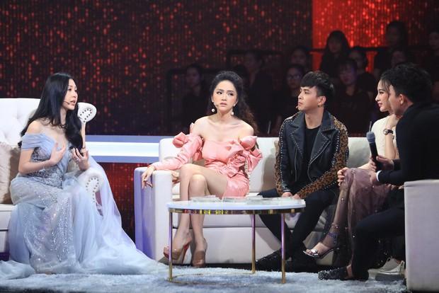 Hot girl Vũ Ngọc Châm bất ngờ hỏi Hồ Quang Hiếu đã chia tay Bảo Anh chưa - Ảnh 4.