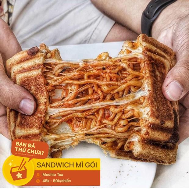 3 phiên bản mì gói ăn vặt cực tiện ở Hà Nội có thể mang đi bất kể mọi nơi - Ảnh 2.