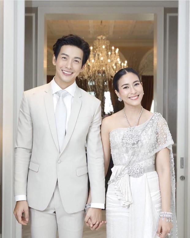 Năm 2018 đầy tai tiếng của showbiz Thái: Rửa tiền, tự tử, ngoại tình chấn động nhưng kết lại bằng đám cưới cổ tích - Ảnh 21.