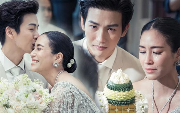 Năm 2018 đầy tai tiếng của showbiz Thái: Rửa tiền, tự tử, ngoại tình chấn động nhưng kết lại bằng đám cưới cổ tích - Ảnh 24.