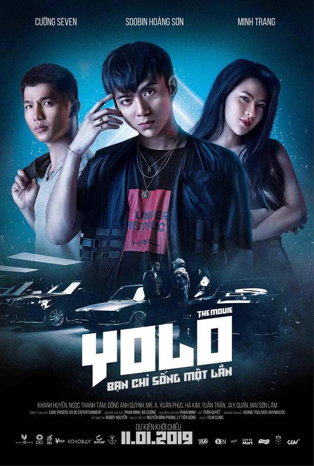 Soobin Hoàng Sơn tung trailer YOLO đánh đấm cực căng nhưng điều đáng chú ý hơn cả là nhân vật na ná Sơn Tùng M-TP - Ảnh 7.
