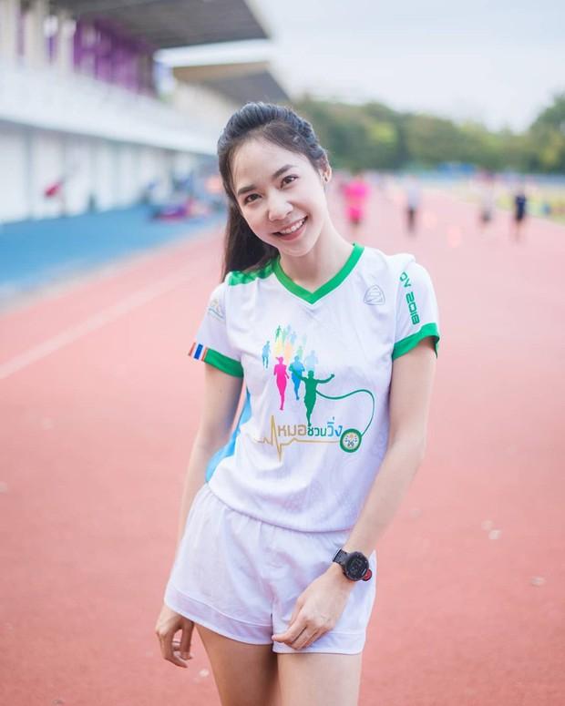 Nổi rần rần khi tham dự một giải chạy và đây là điều bất ngờ khi info của cô gái này được tiết lộ - Ảnh 9.