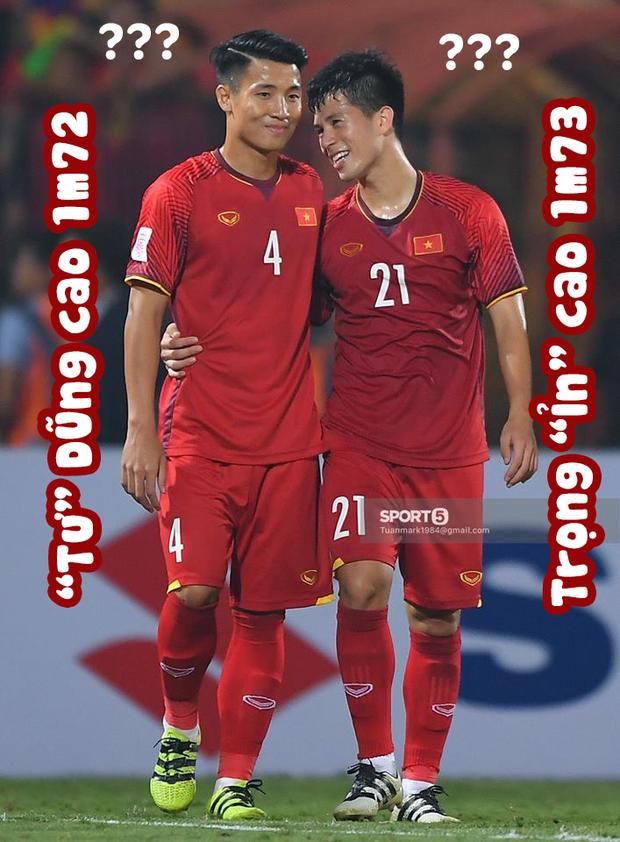 Phát hiện thú vị khiến fan bật cười ở danh sách tuyển Việt Nam dự Asian Cup 2019 - Ảnh 4.