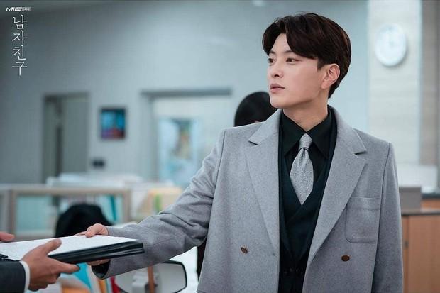 Hết vợ cũ Hyun Bin lại đến chồng cũ Song Hye Kyo lấn át cả Park Bo Gum vì đẳng cấp điển trai không đùa được - Ảnh 6.