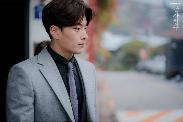 Hết vợ cũ Hyun Bin lại đến chồng cũ Song Hye Kyo lấn át cả Park Bo Gum vì đẳng cấp điển trai không đùa được - Ảnh 8.