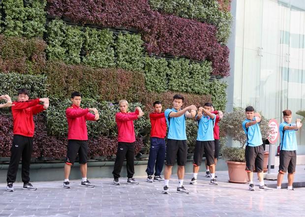 Vừa tới Qatar, HLV Park Hang-seo lo học trò xao nhãng sau chức vô địch AFF Cup 2018 - Ảnh 7.