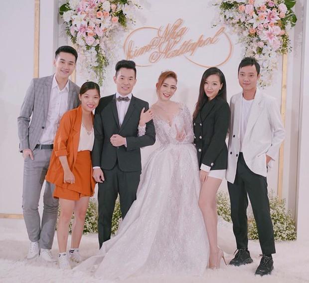 Đây là những nàng hotgirl Việt đã trở thành vợ người ta trong năm 2018 - Ảnh 8.