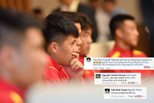 Phát hiện thú vị khiến fan bật cười ở danh sách tuyển Việt Nam dự Asian Cup 2019 - Ảnh 7.