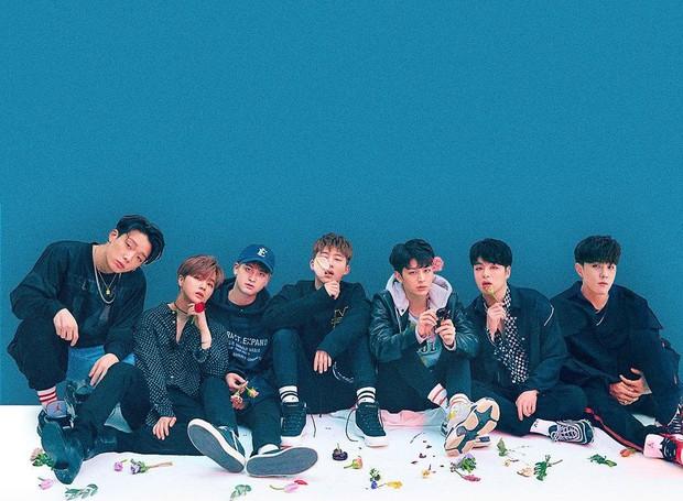 """iKON và hành trình âm nhạc 2018: Từ """"thất bại của YG"""" trở lại dẫn đầu đường đua Kpop dưới sự chỉ huy của """"nhạc trưởng"""" tài năng - Ảnh 1."""