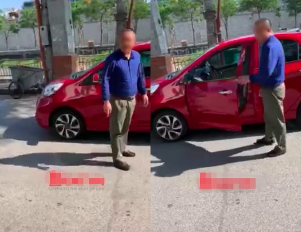 Nam tài xế GrabCar lên tiếng sau clip chửi bới, giơ tay đánh nữ khách hàng vì phải đợi 2 phút: Tôi chỉ dùng tay gạt điện thoại - Ảnh 2.