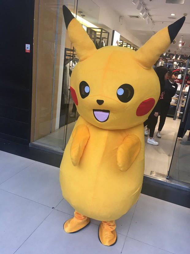 [Vui] Tổng hợp những màn cosplay Pikachu thất bại trên khắp thế giới - Ảnh 10.