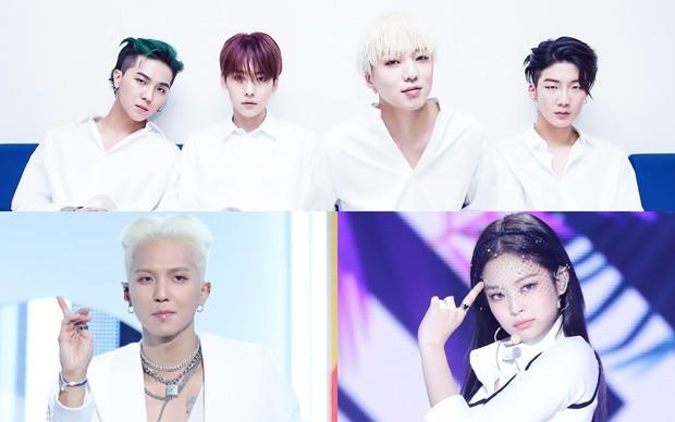 Album của Jonghyun làm nên kì tích, WINNER bất ngờ thua 2 tân binh khủng trên BXH Gaon tuần qua - Ảnh 4.