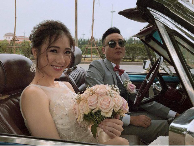 Đây là những nàng hotgirl Việt đã trở thành vợ người ta trong năm 2018 - Ảnh 1.