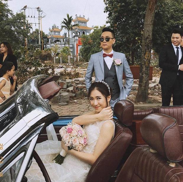 Đây là những nàng hotgirl Việt đã trở thành vợ người ta trong năm 2018 - Ảnh 2.