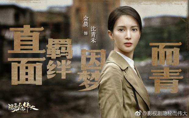 Năm 2019: Bộ ba bóng hồng Lưu Diệc Phi, Dương Mịch, Chương Tử Di hứa hẹn đại náo truyền hình Hoa Ngữ - Ảnh 12.