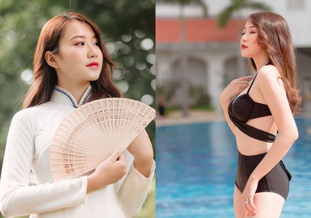 Những bộ ảnh bikini sexy nhất năm 2018: Khi sinh viên không ngần ngại khoe body nóng bỏng - Ảnh 13.