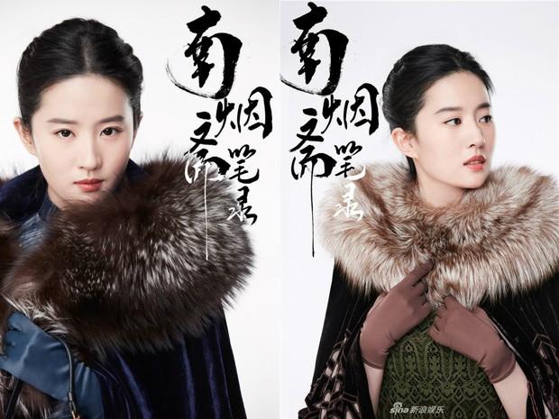 Năm 2019: Bộ ba bóng hồng Lưu Diệc Phi, Dương Mịch, Chương Tử Di hứa hẹn đại náo truyền hình Hoa Ngữ - Ảnh 7.