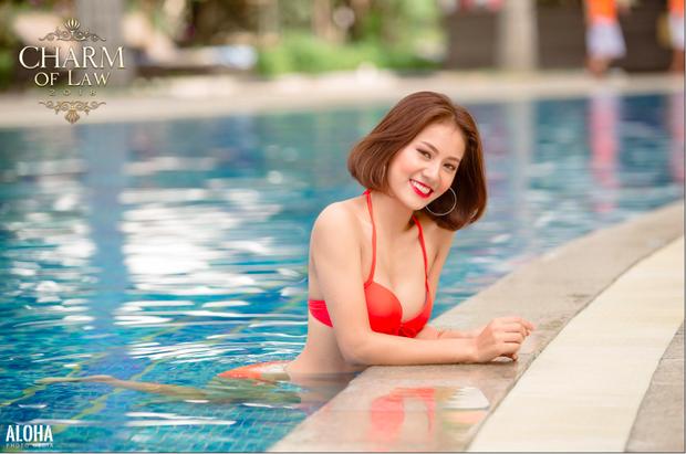 Những bộ ảnh bikini sexy nhất năm 2018: Khi sinh viên không ngần ngại khoe body nóng bỏng - Ảnh 14.