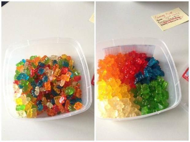 Dở khóc dở cười với món kẹo được làm riêng cho người mắc bệnh OCD nhưng vẫn bị các con bệnh chỉ ra lỗi sai - Ảnh 1.