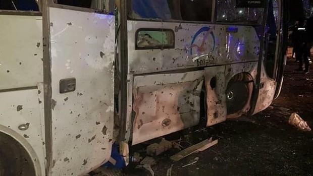 Đoàn du khách Việt Nam bị đánh bom ở Ai Cập: Gặp nạn ngay trước lúc sắp về nước - Ảnh 3.