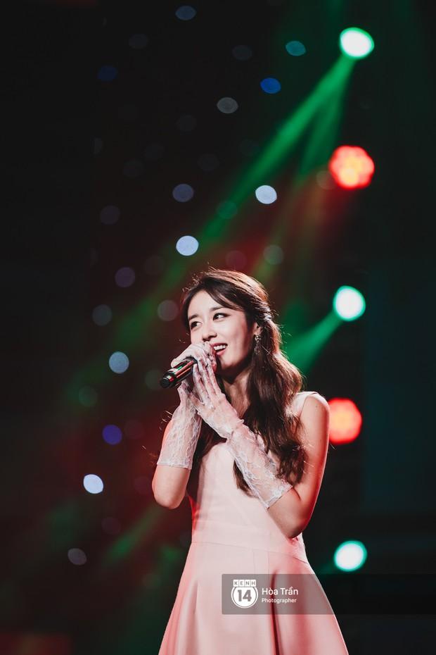 Soobin - Jiyeon song ca tình bể bình, iKON quẩy cùng nón lá, dàn sao Việt - Hàn bùng nổ đêm nhạc cuối năm - Ảnh 6.