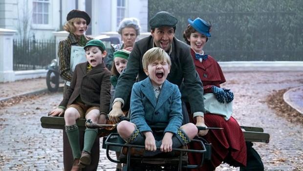 """""""Mary Poppins Returns"""" – Tấm vé thần kỳ để trở về với tuổi thơ - Ảnh 4."""