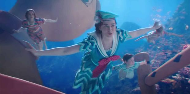 """""""Mary Poppins Returns"""" – Tấm vé thần kỳ để trở về với tuổi thơ - Ảnh 3."""