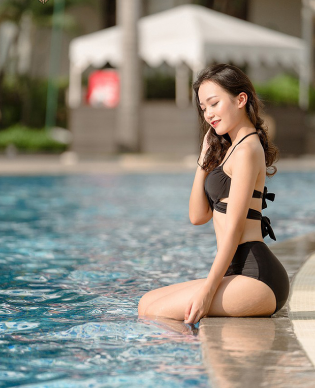 Những bộ ảnh bikini sexy nhất năm 2018: Khi sinh viên không ngần ngại khoe body nóng bỏng - Ảnh 8.
