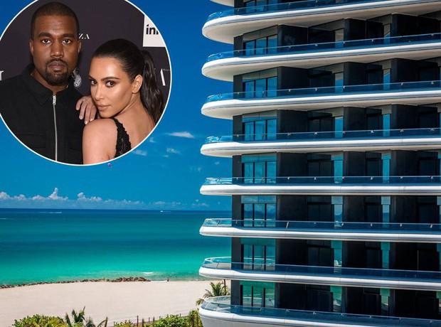Tặng quà Giáng Sinh khủng như Kanye: Mua hẳn căn hộ cao cấp 325 tỷ đồng cho Kim Kardashian - Ảnh 1.