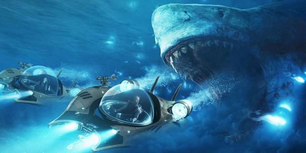Cá mập, khỉ đột hay khủng long: Quái thú nào xứng đáng ngôi vương màn ảnh rộng năm vừa qua? - Ảnh 1.