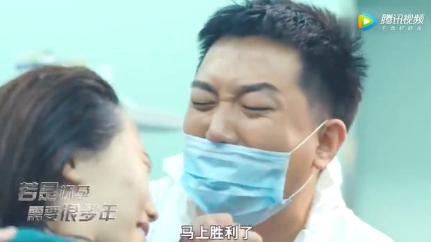 Phản khoa học level phim Trung: Khi bạn mang bầu 8 năm thì đứa trẻ sinh ra trông sẽ như thế này! - Ảnh 1.