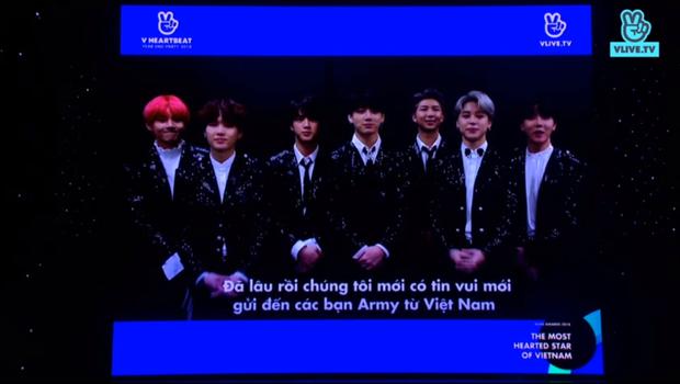 BTS là nghệ sĩ được khán giả Việt quan tâm nhất, Noo Phước Thịnh - JustaTee chiến thắng thuyết phục tại VLIVE Award 2018 - Ảnh 1.